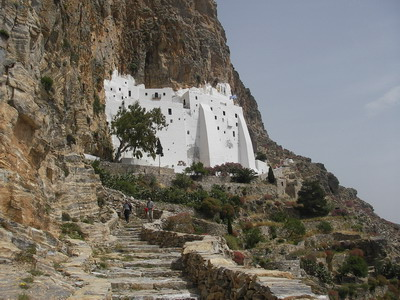 Amorgos klooster.